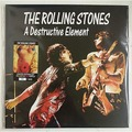 THE ROLLING STONES - A Destructive Element (2xlp) Ltd Edit Gatefold Sleeve -E.U - LP x 2