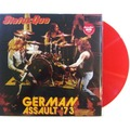 STATUS QUO - German Assault '73 (lp) Ltd Edit Colour Vinyl -E.U - 33T