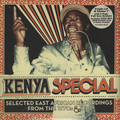 VARIOUS - Kenya Special (Selected East African Recordings From The 1970s & '80s) (3xLps+7) - 33T x 3