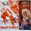 IRON MAIDEN - Killers In Milan '81 (2xlp) Ltd Edit Colour vinyl -Italy - 33T x 2