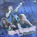 IRON MAIDEN - 2014 Rock In Idro (2xlp) Ltd Edit Colour Vinyl -Italy - 33T x 2