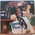 FELA AND AFRIKA 70 - Opposite people - LP