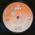 KELLY BROWN - Love power / Ice cream man - 7inch (SP)