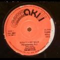 JOE K. KURIA - Scratch my back parts 1 & 2 - 7inch (SP)