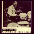 BABY DODDS / LANEVILLE-JOHNSON UNION / LAPSEY BAND - Talking And Drum Solos (1946) / Country Brass Bands (1954) - CD