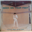 SUNNY WHITE & THE CLINKS - Rock on your feet - 33T