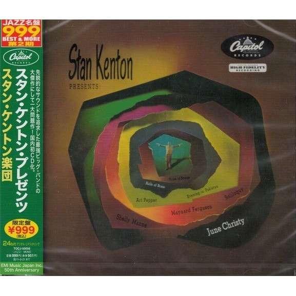 Stan Kenton Stan Kenton Presents (japanese press)