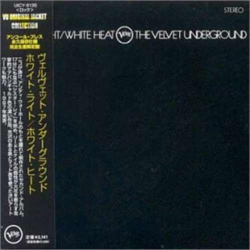Velvet Underground White Light White heat (Japanese papersleeve)