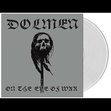 DOLMEN On The Eve Of War. Clear Vinyl