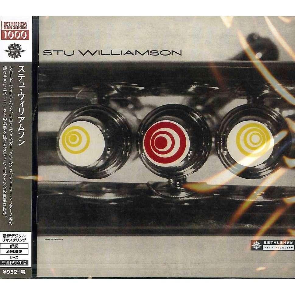 Stu Williamson Stu Williamson (japanese press)