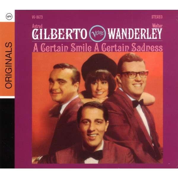 astrud gilberto et walter wanderley a certain smile