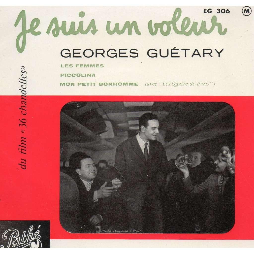 Georges GUETARY du film : 36 Chandelles - Je Suis Un Voleur