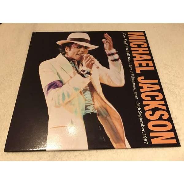 michael jackson i'm real , THE BAD TOUR -