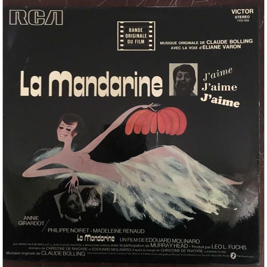 BOLLING, Claude La Mandarine
