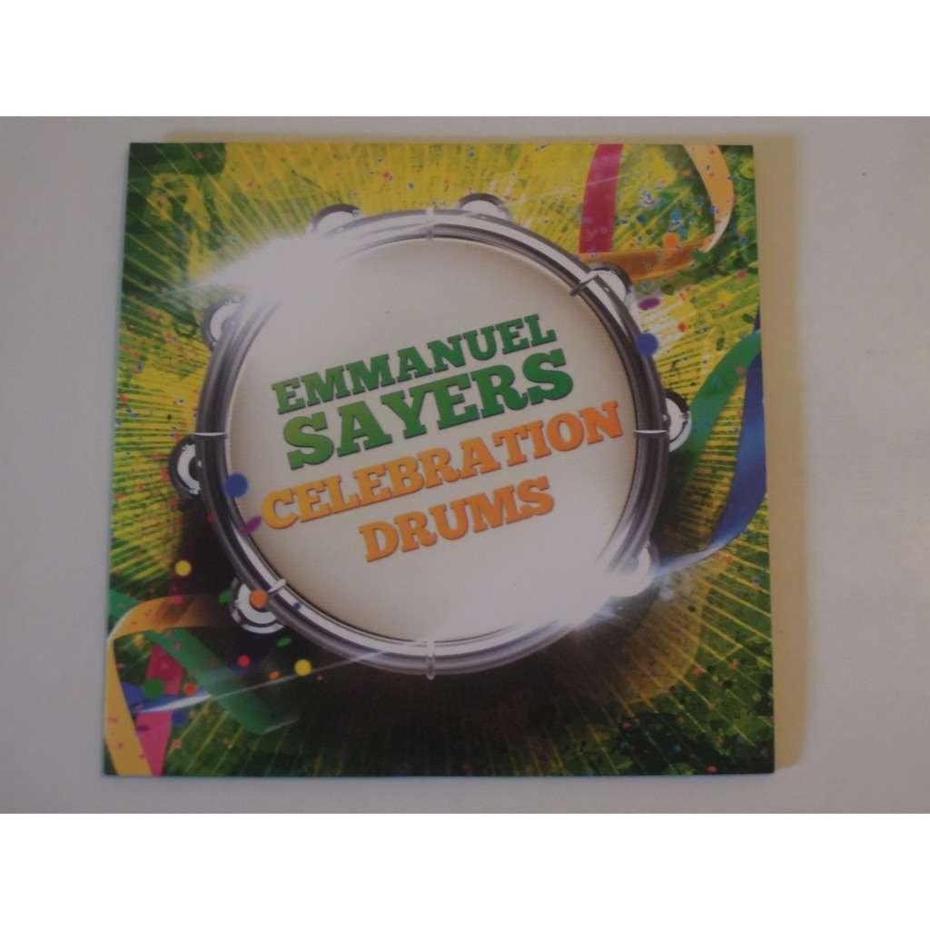 emmanuel sayers celebration drums promo 2 tracks