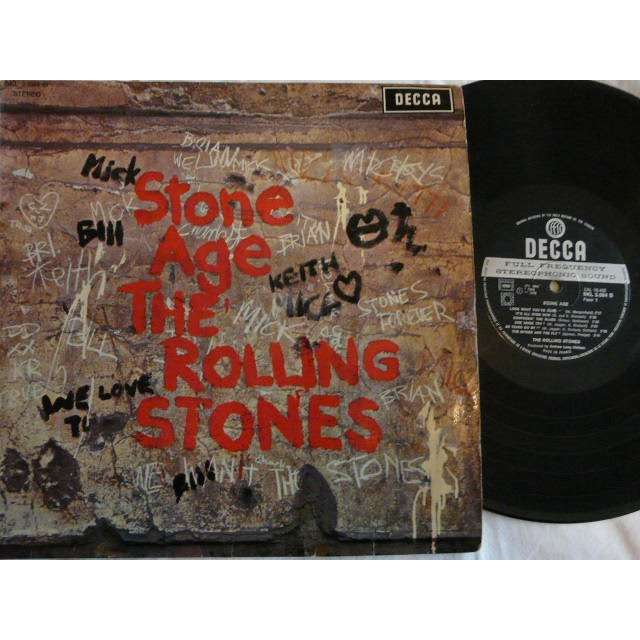 ROLLING STONES Stone Age