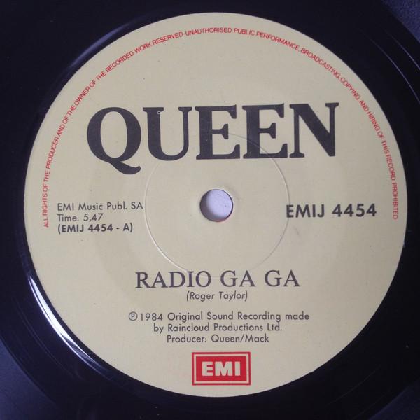 Queen  Radio Ga Ga