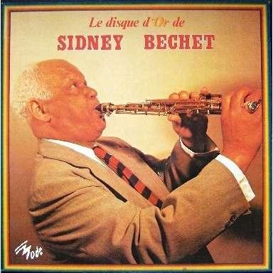 Sidney Bechet Le Disque d'or (vinyle rouge )