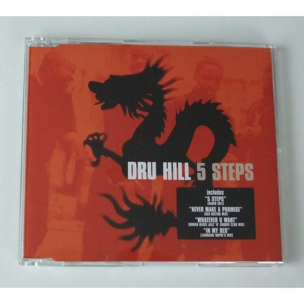 Dru Hill 5 Steps