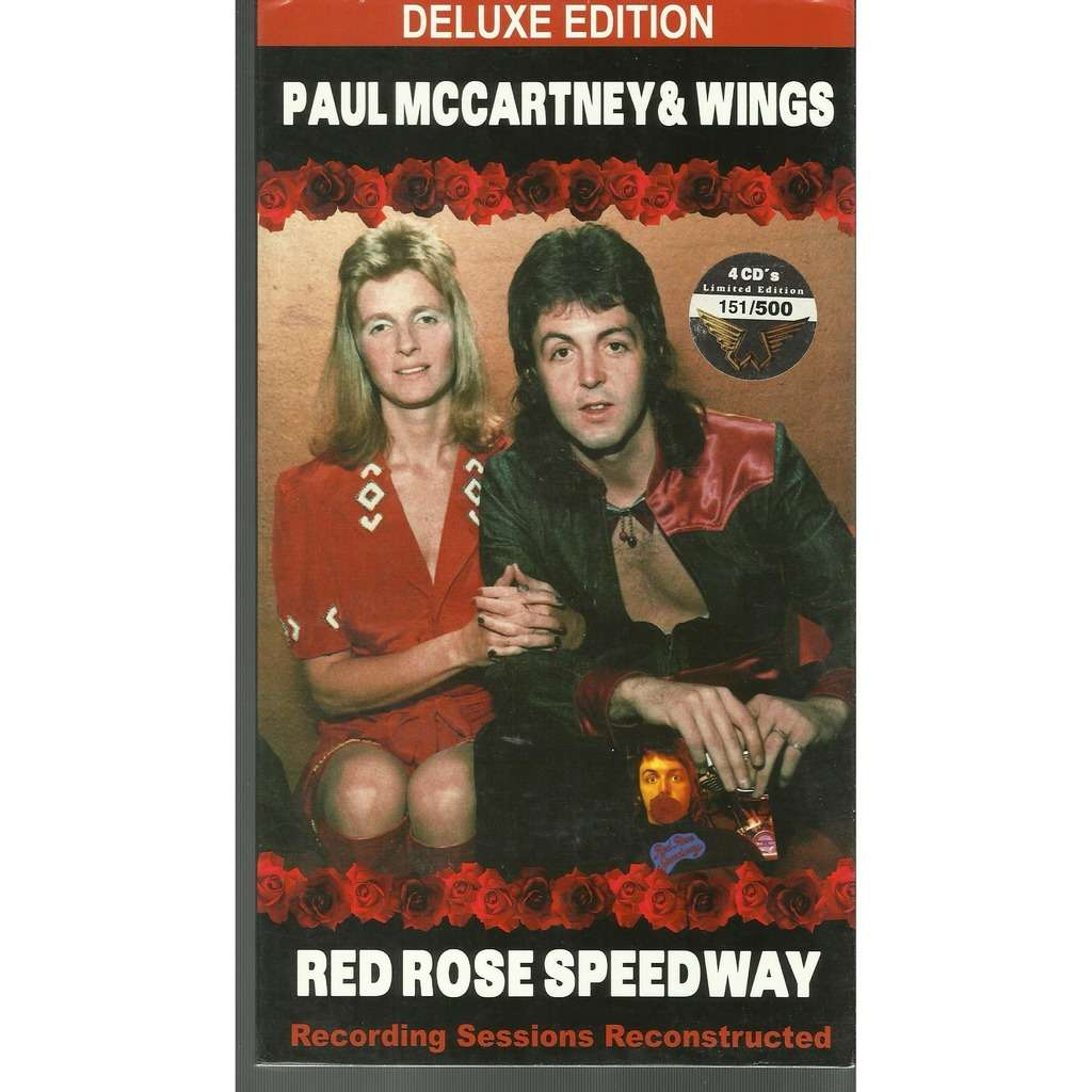 Red Rose Speedway Deluxe Edition By Paul Mccartney Amp Wings