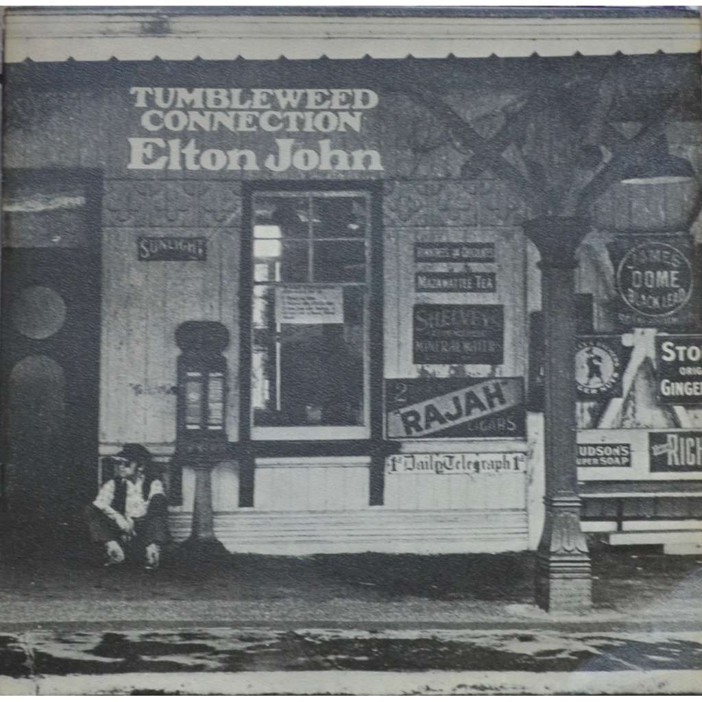 Elton John Tumbleweed Connection