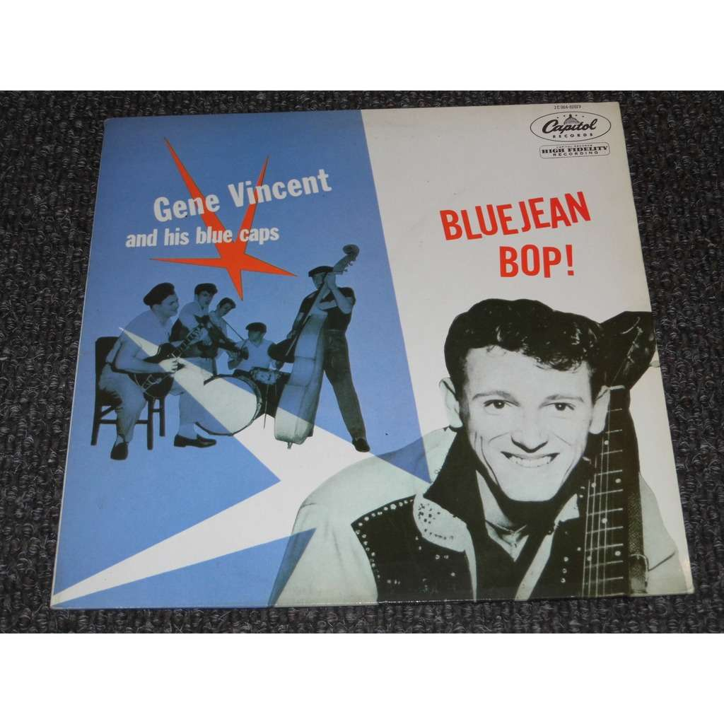34ece9a8de3 Bluejean bop § by Gene Vincent And His Blue Caps