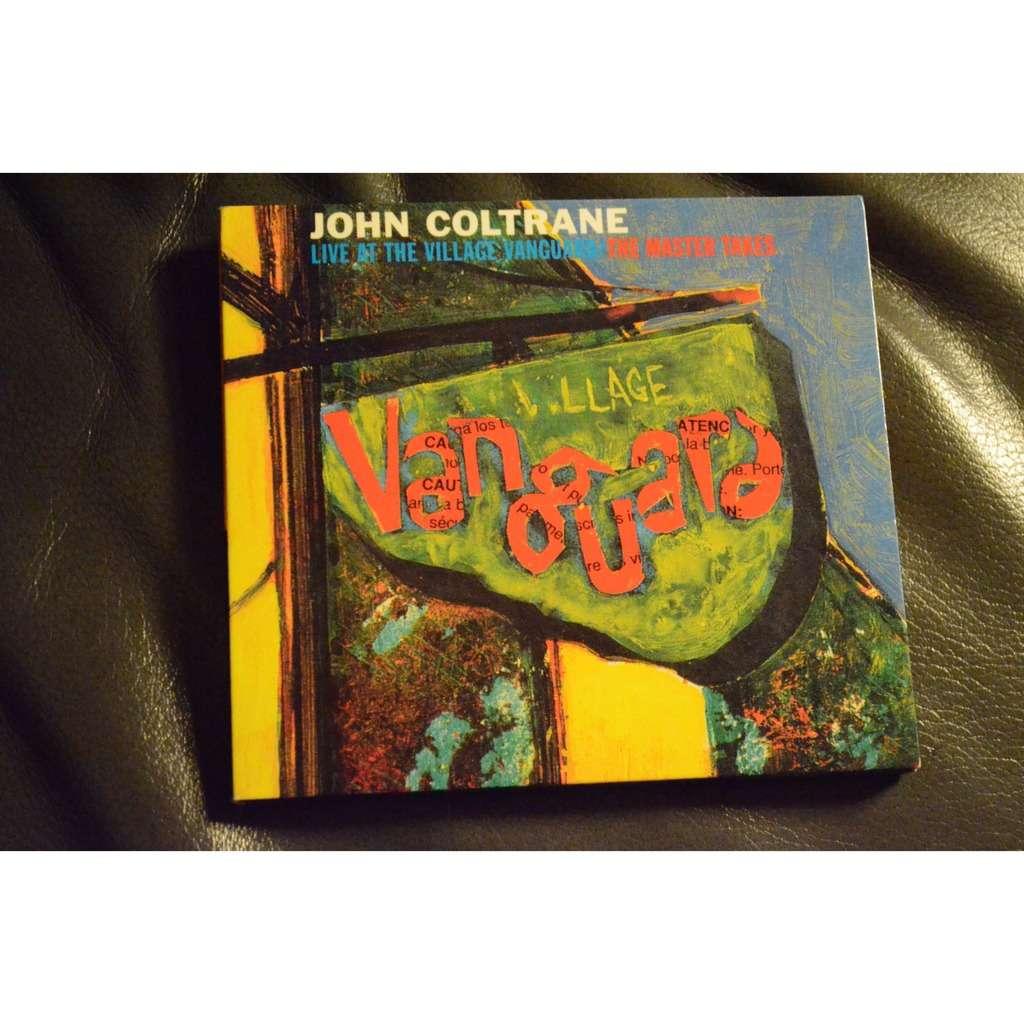 John Coltrane Live At The Village Vanguard the master takes