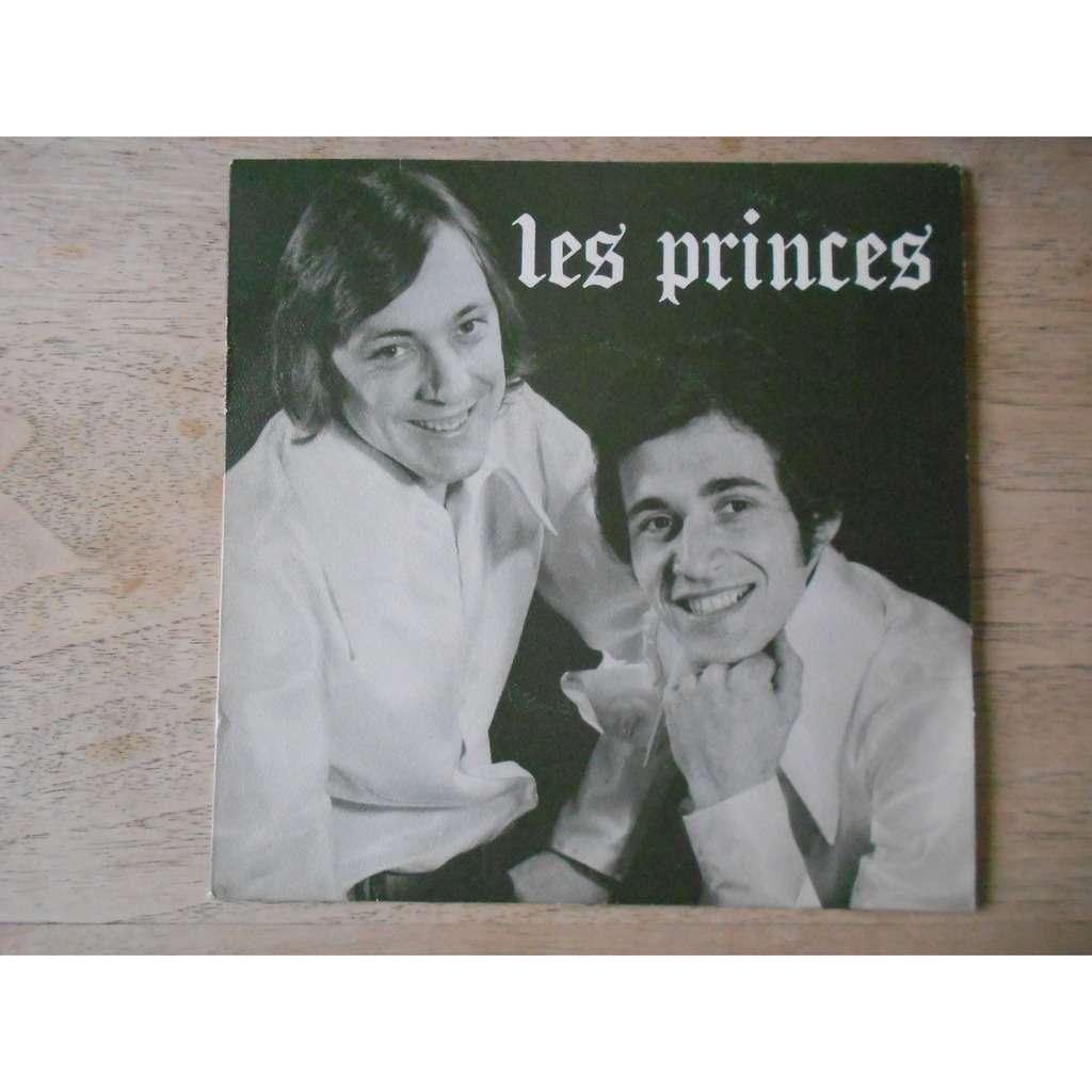 les princes prière pour sylvain - le vieux marin - les filles d'aujourd'hui - amour, voyage