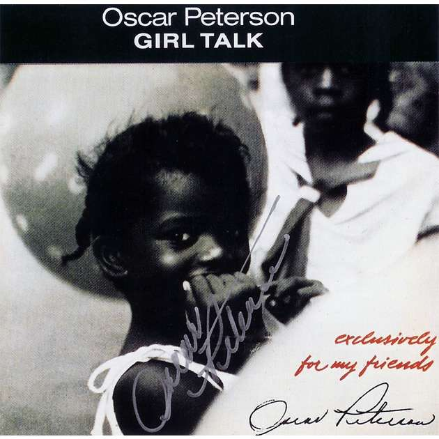 Oscar Peterson Girl Talk