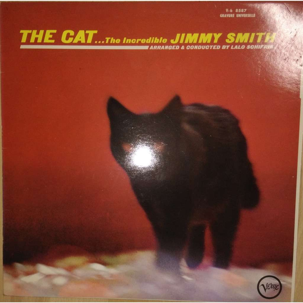 jimmy smith the cat ...the incredible jimmy smith