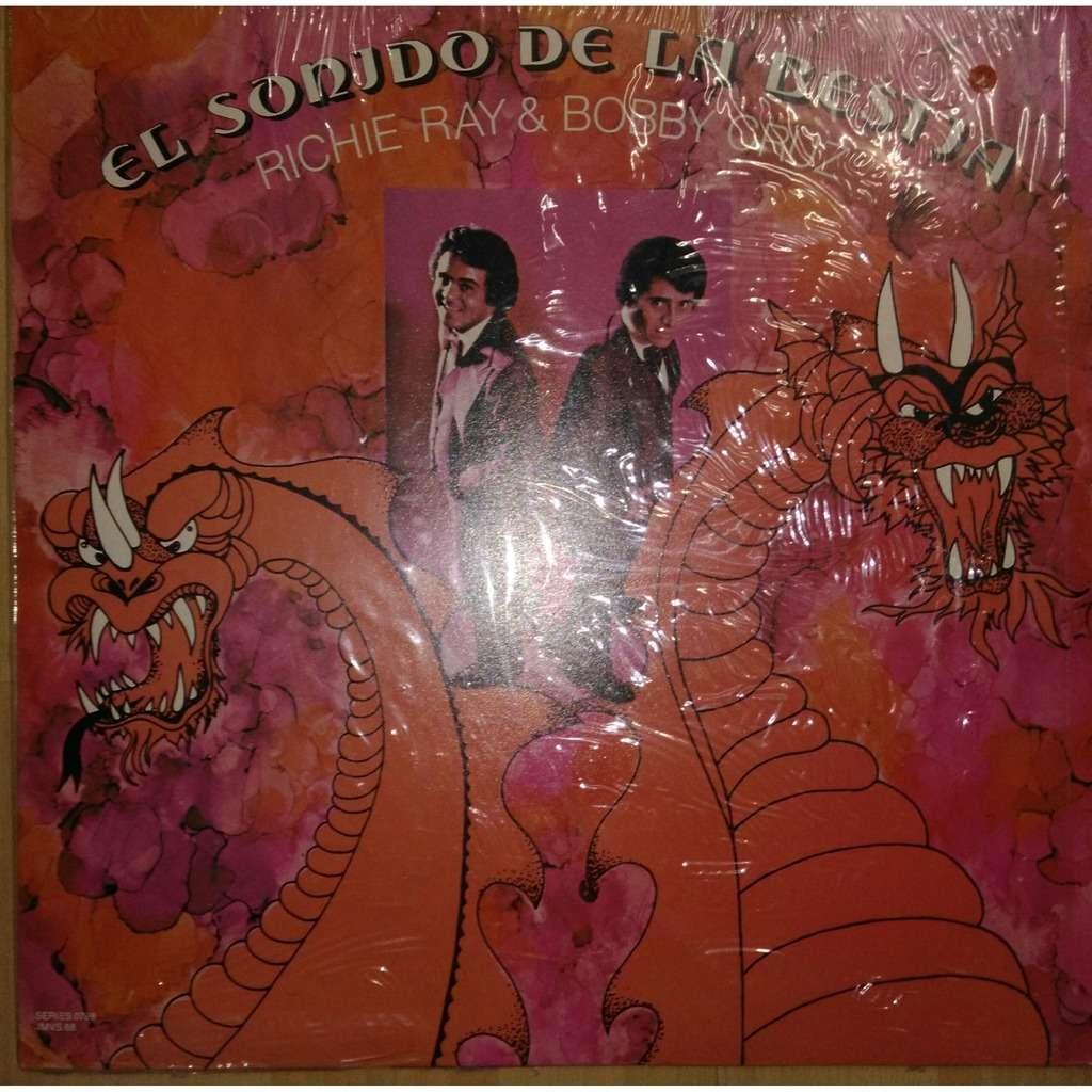 RICHIE RAY / BOBBY CRUZ EL SONIDO DE LA BESTIA
