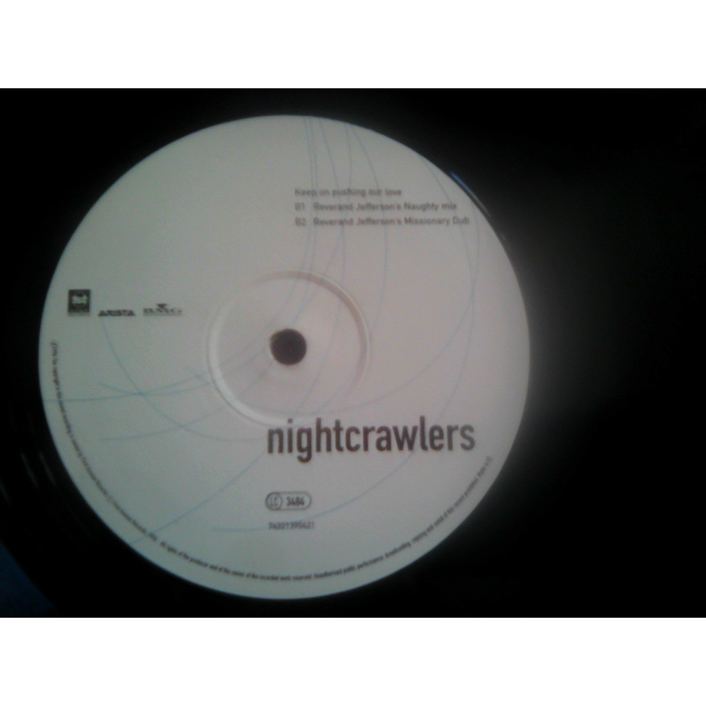Nightcrawlers I'm Not Dead! (Reincarnation Mix)