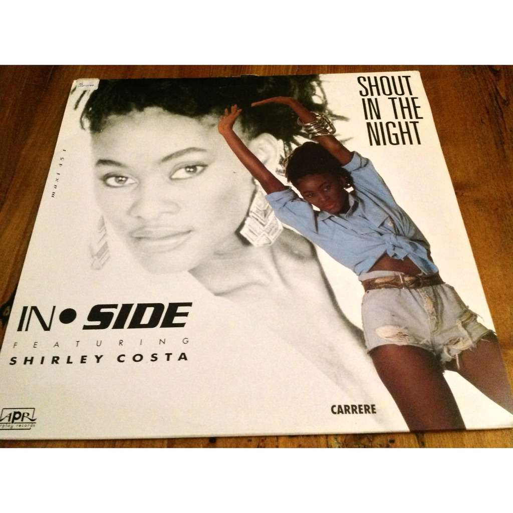 In -side feat : shirley Costa Short in the night