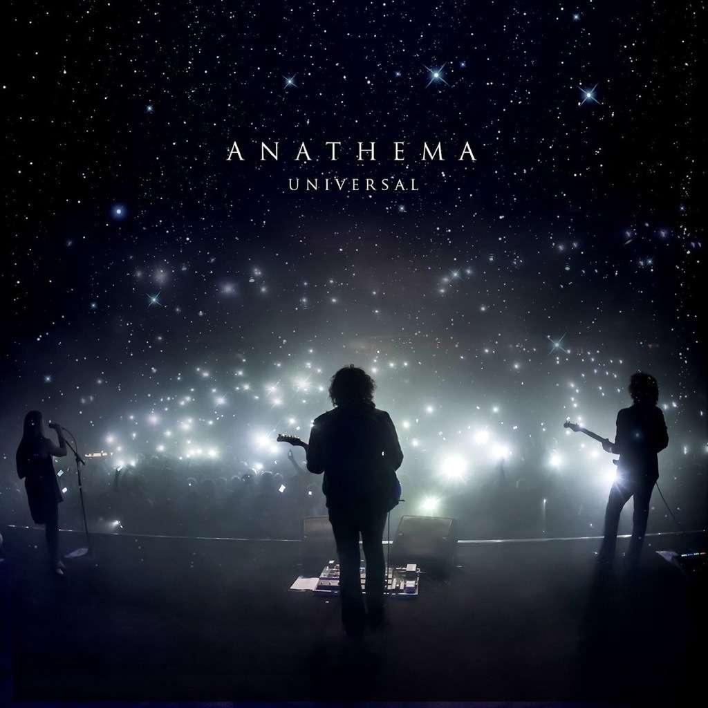 ANATHEMA Universal. CD+DVD Digibook