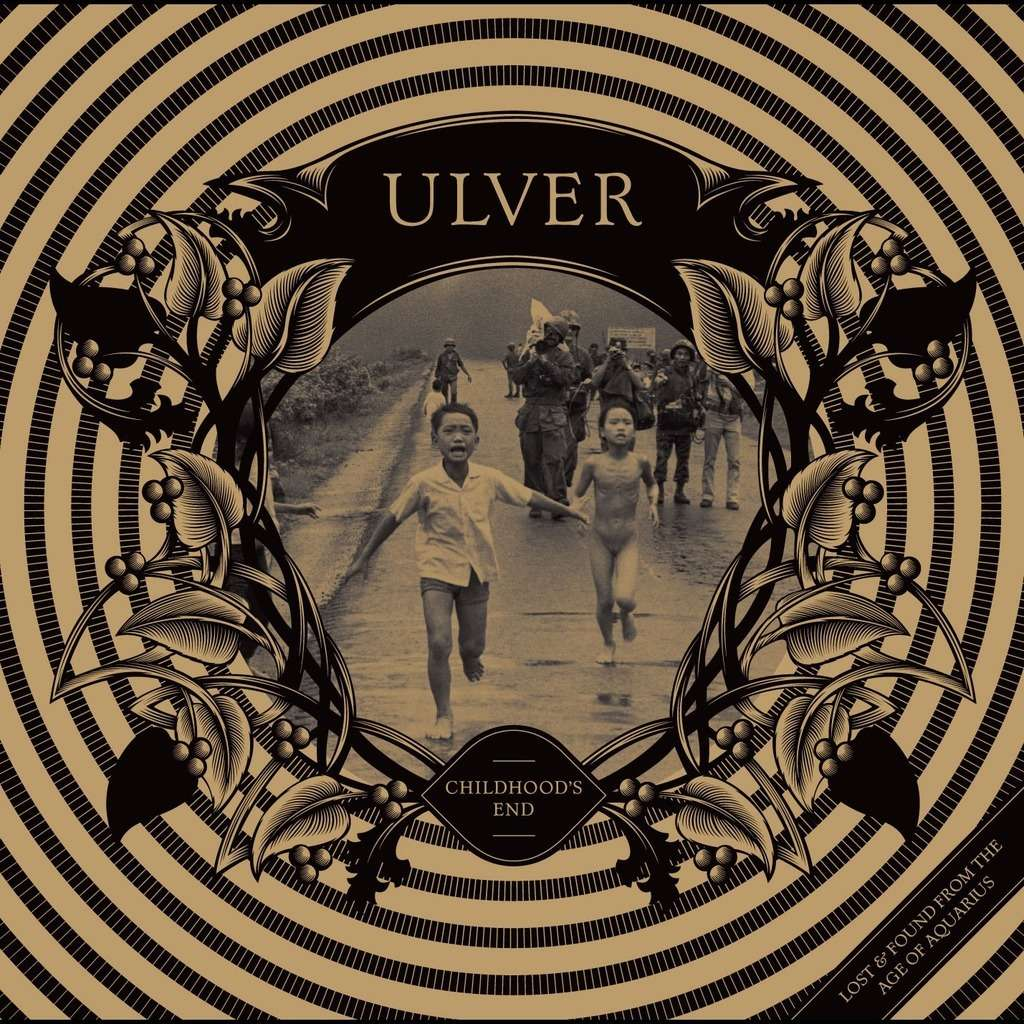 ULVER Childhood's End. Digibook CD