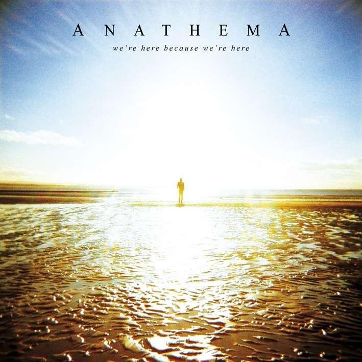 ANATHEMA We're Here Because We're Here. CD+DVD Digipack