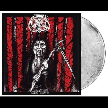 MOLESTED Blod Draum. Clear Smoke Vinyl