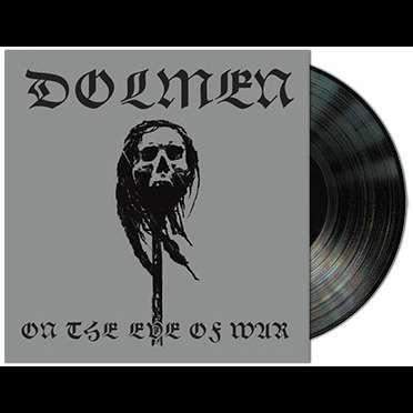 DOLMEN On The Eve Of War. Black Vinyl