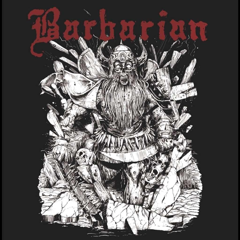 BARBARIAN Barbarian