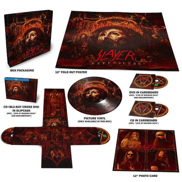 SLAYER Repentless (29t)