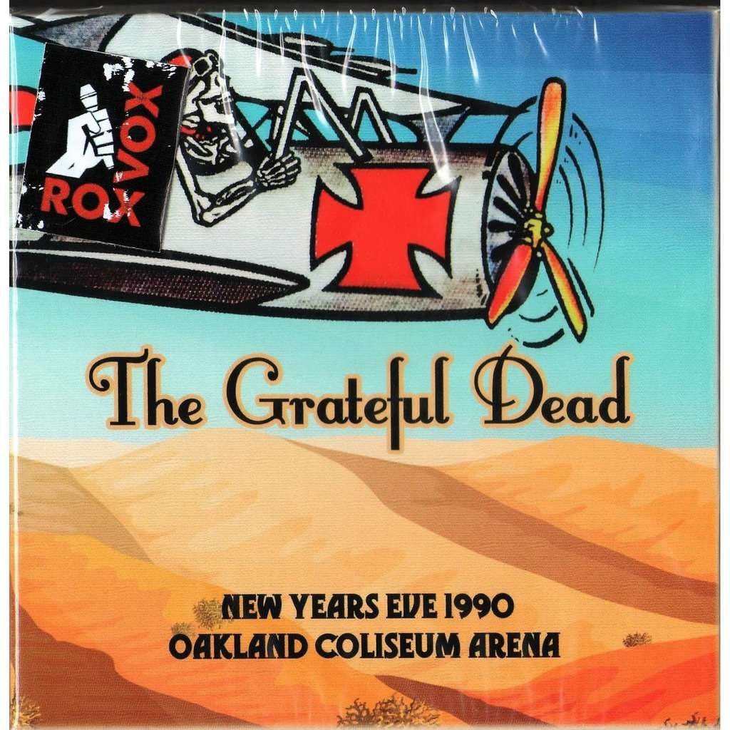 Grateful Dead New Years Eve 1990 (Oakland Coliseum Arena)