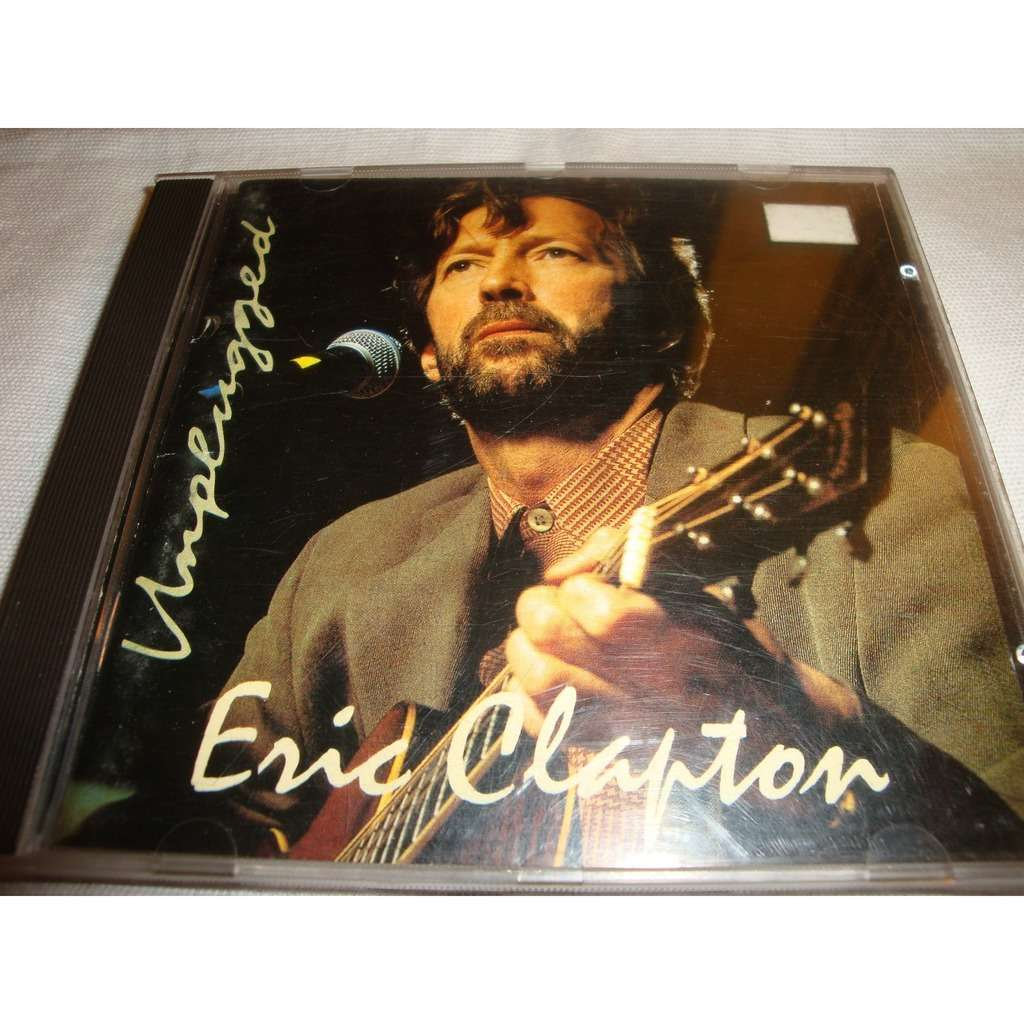 Eric Clapton Yardbirds no tmoq takrl Unplugged