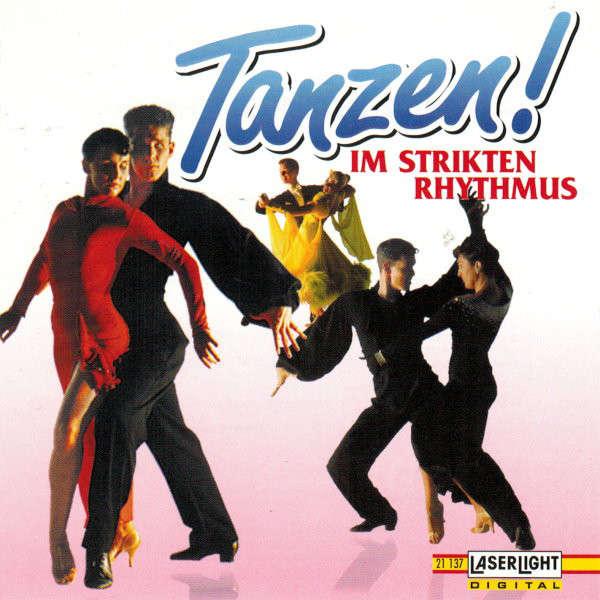 Orchester WERNER TAUBER, Etienne CAP, Pat Behrens Tanzen! Im Strikten Rhythmus
