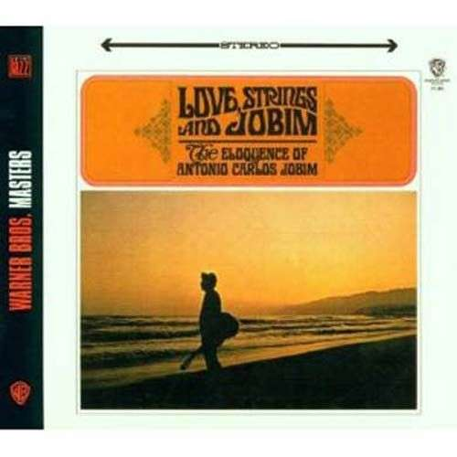 ANTONIO CARLOS JOBIM LOVE,STRINGS & JOBIM/DIGI