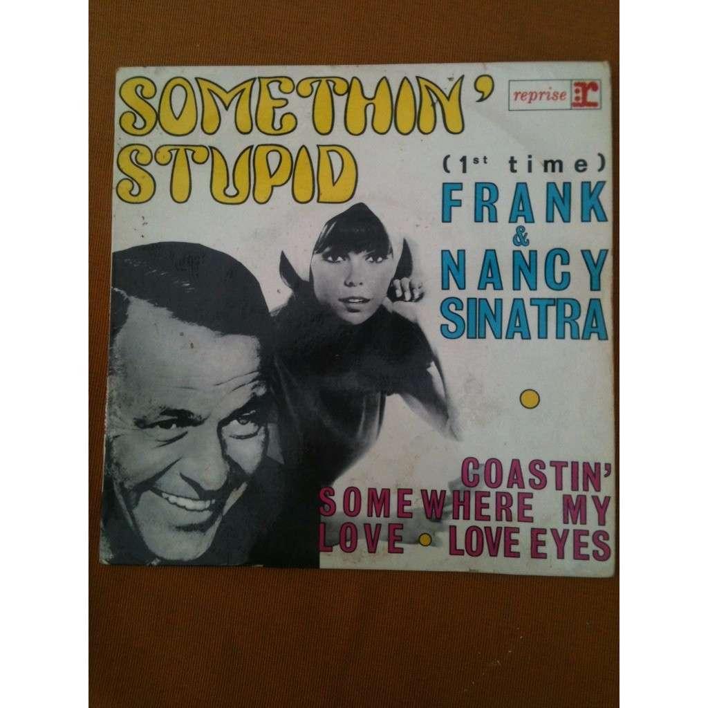 Frank & Nancy SINATRA Somethin' Stupid