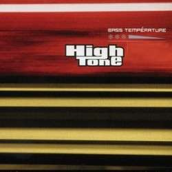 Jarring Effects : High Tone Bass Temperature - LP