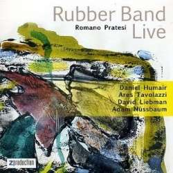 Z Production : Rubber band Rubber band live - CD