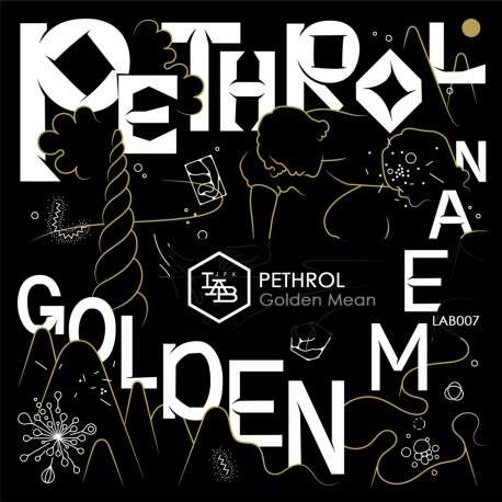 Jarring Effects : PETHROL Golden Mean - 12 inch