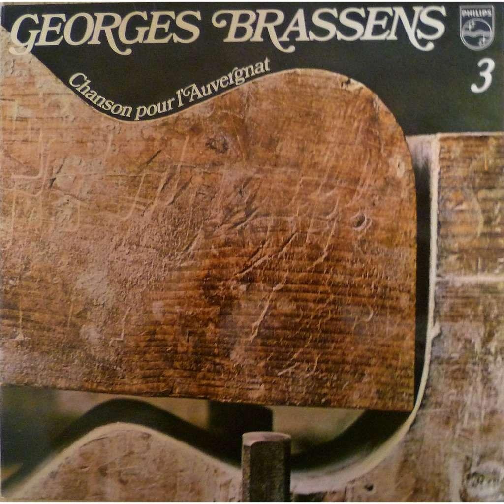 GEORGES BRASSENS CHANSON POUR L'AUVERGNAT - 3