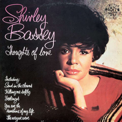 Shirley Bassey Thoughts Of Love